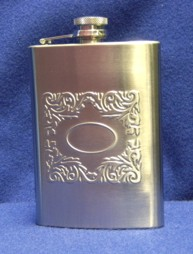Design Flask for Groomsmen
