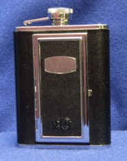 Cigarette Flask for Groomsmen
