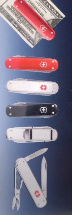 Swiss Army Money Clips