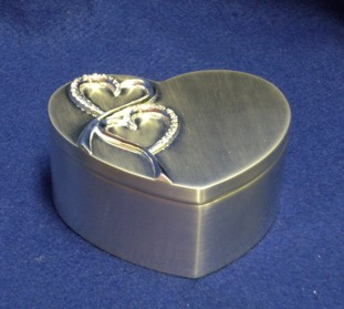 Hearts Heart Shape Box